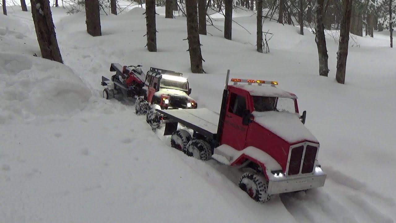 Long track(RMK) rc snowmobile polaris rush&yamaha sr viper ...