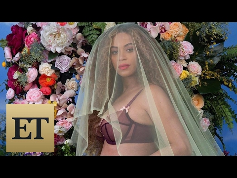 Download Youtube: Beyonce Pregnant with Twins, Announcement Sparks Twitter Frenzy