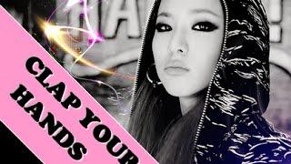 "【2NE1】 ""Clap Your Hands"" POLISH COVER"