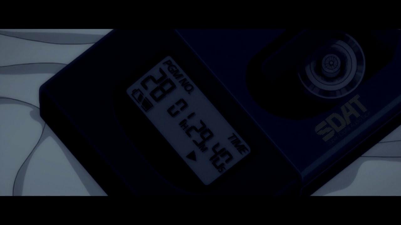 Griffe¥ Jr. - Hedgehog's Dilemma (NGE Rap)