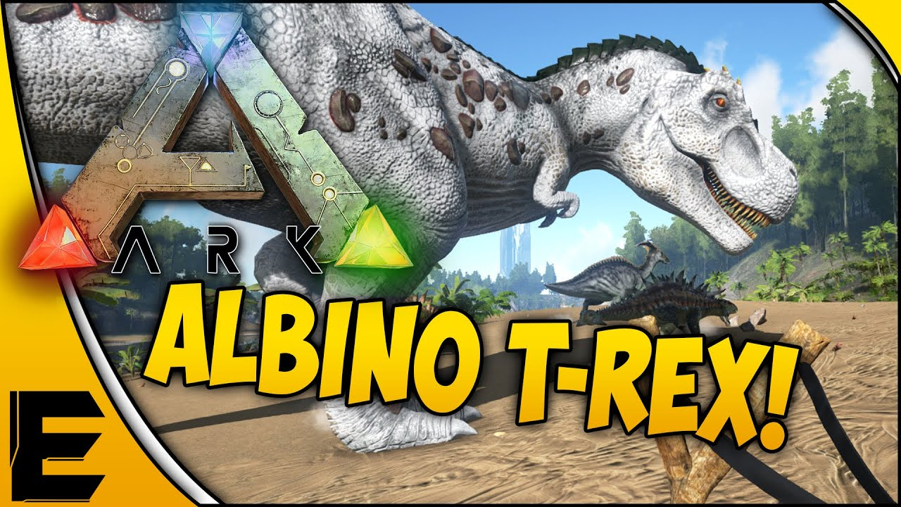 Ark survival evolved gameplay albino t rex fight multiplayer ark survival evolved gameplay albino t rex fight multiplayer sneak peek youtube malvernweather Choice Image