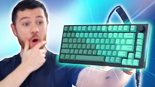 GMMK Pro Review! Best Custom Keyboard For The Price?