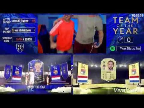 FeelFifa Erne Zieht 3x TOTY Im PACK ! 😨 FIFA 20 FeelFifa Stream Highlights