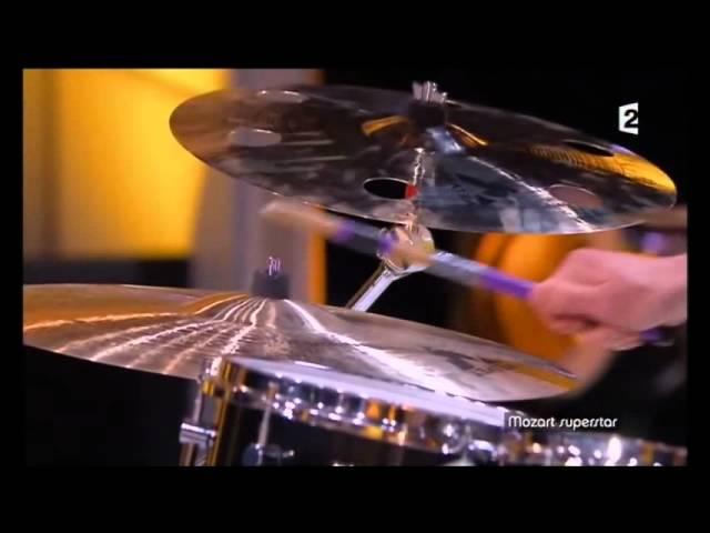 Dimitri Naiditch - Improvisations sur le thème de la 40ème symphonie de Mozart