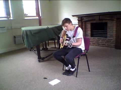Matthew Carter   Solo Performance 23rd May 2014