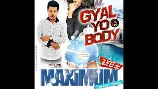 Maximum - Gyal Yo Boby [Audio Visualizer]