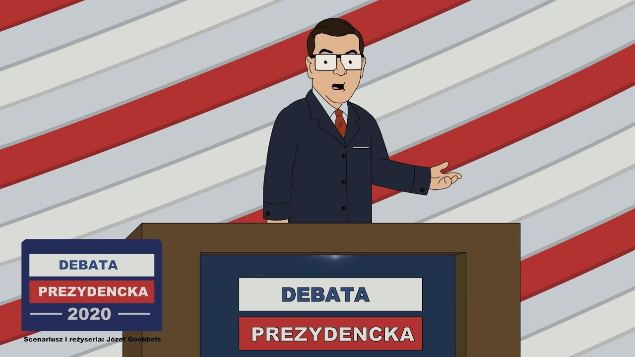 Debata prezydencka (parodia) | Animacje Polish Sausage