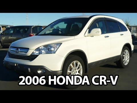 2006 HONDA CR-V ZL for sale