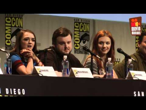 Game of Thrones - SDCC full panel (2015)