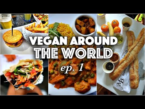 VEGAN AROUND THE WORLD // ep.1