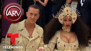 Los controvertidos vestidos de la Gala Met 2018 | Al Rojo Vivo | Telemundo