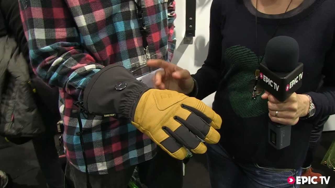 Black diamond gloves guide - Snow Gear Preview Black Diamond 2014 Crew Model Glove At Ispo 2013