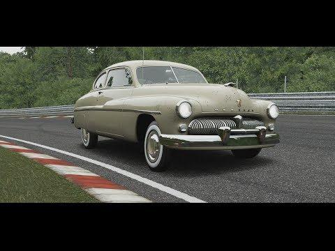 Unusual Vehicles At Nürburgring - 1949 Mercury Coupe (Forza Motorsport 7)
