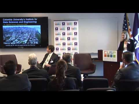 Transatlantic Science Forum Conference at NYU CUSP - Part 3