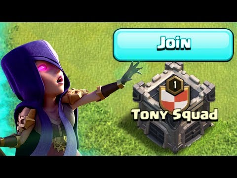 YOU ASKED FOR THIS! CLICK THE JOIN BUTTON! - Clash Of Clans