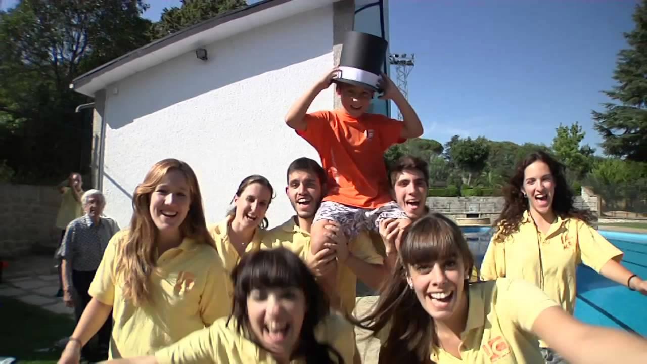 Download Lipdub Campamento Internacional en El Escorial - Cursos de inglés y francés - I Gotta Feeling