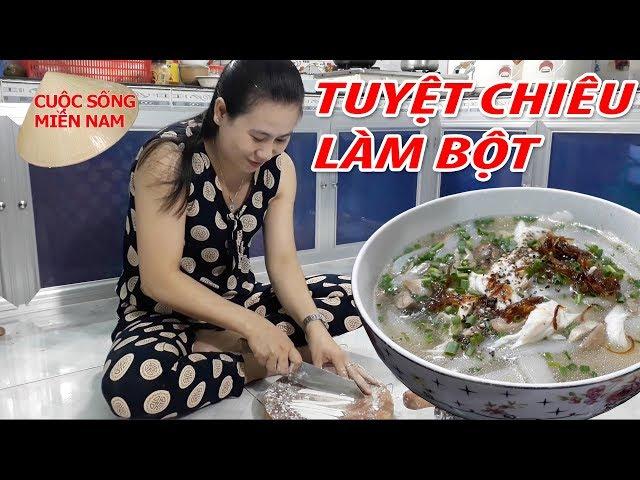 Cách làm Bánh Canh Cá Lóc Ngon với 2 Loại Bột | Nam Việt 702