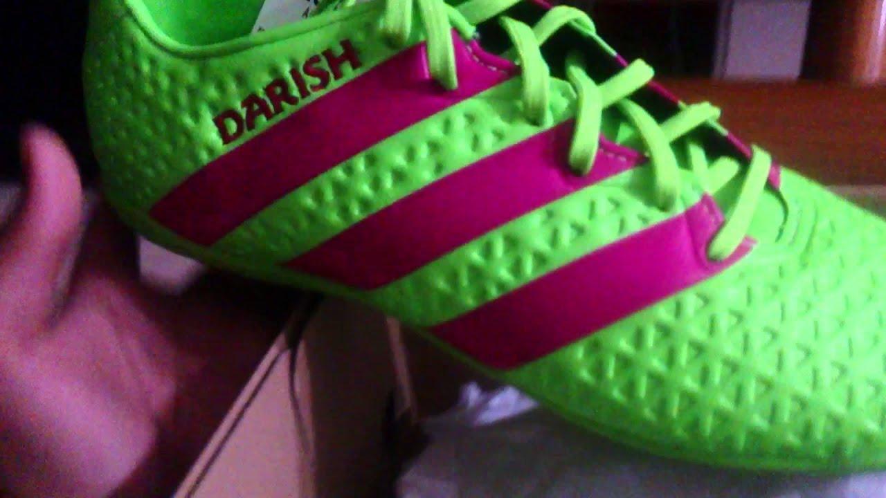 adidas ace 16.4 green