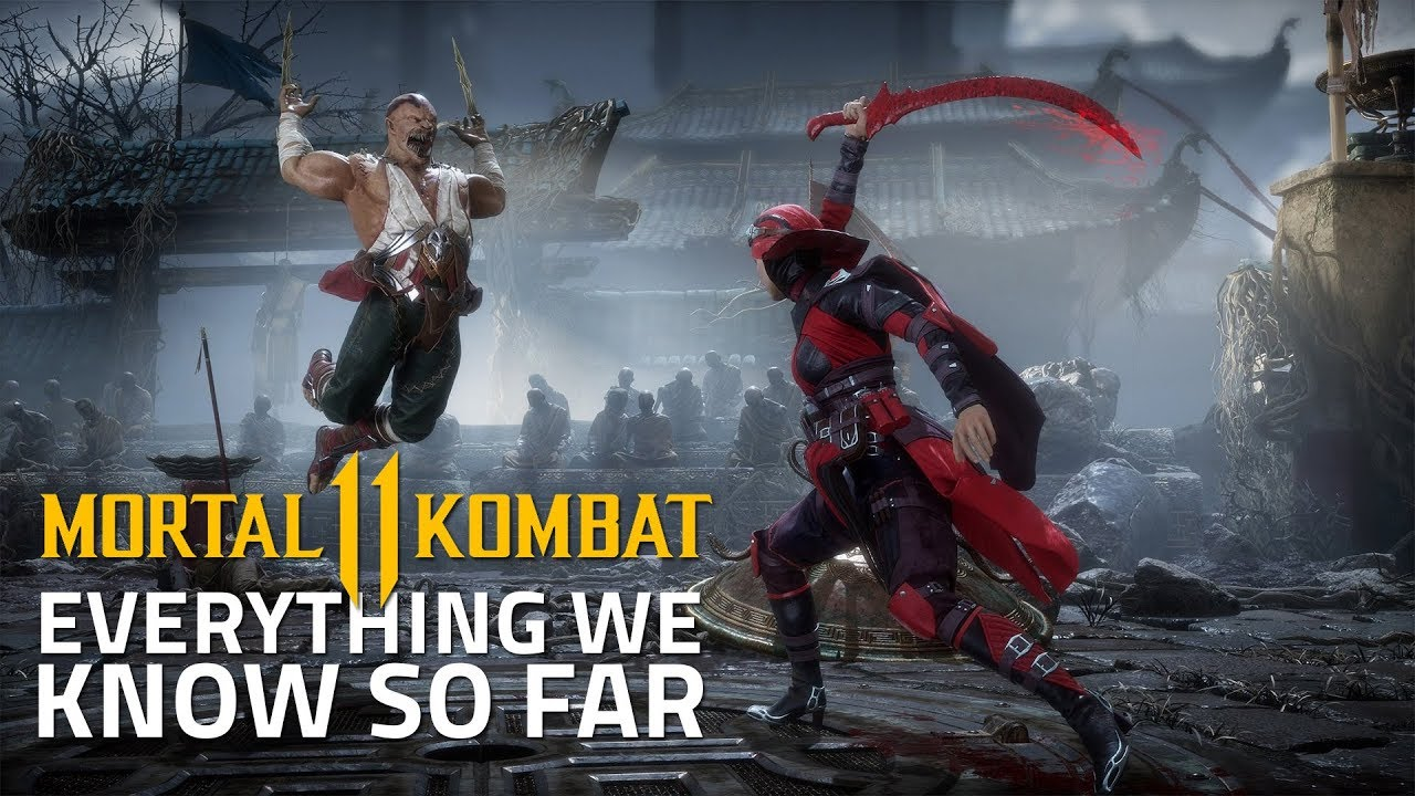 Mortal Kombat 11 Premium Edition India Price and Pre-Order