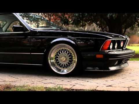 Peter Kaczynski's BMW E24