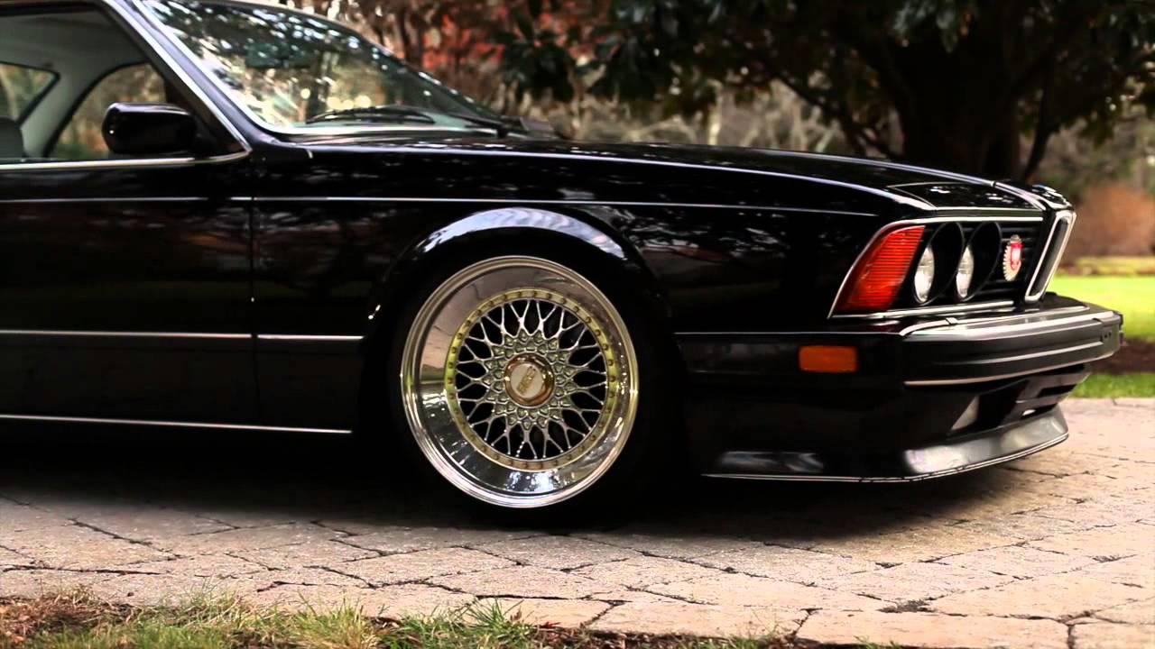 Peter Kaczynski's BMW E24 YouTube