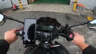 고프로 헬멧 장착 테스트