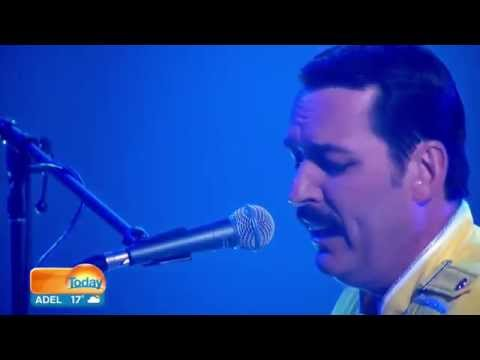 Queen tribute band - Bohemian Rhapsody on Channel Nines Morning Show