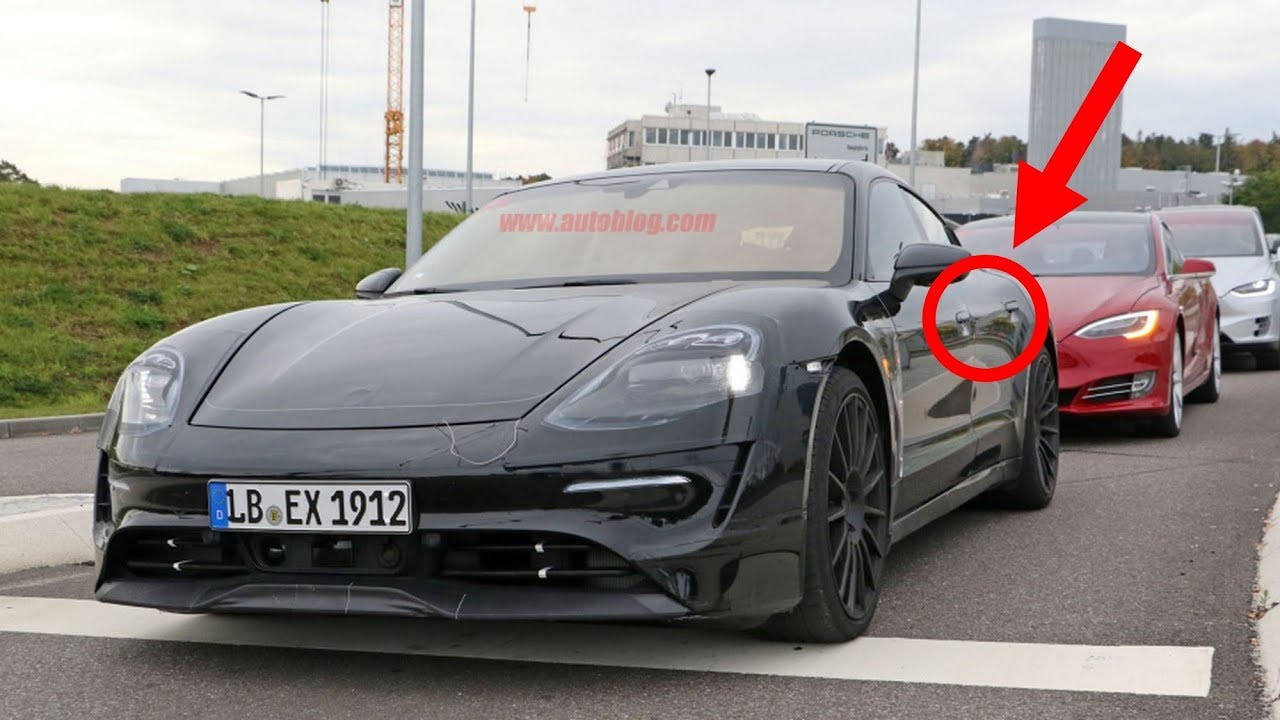 All Electric Porsche Mission E Expected To Get Multiple Variants