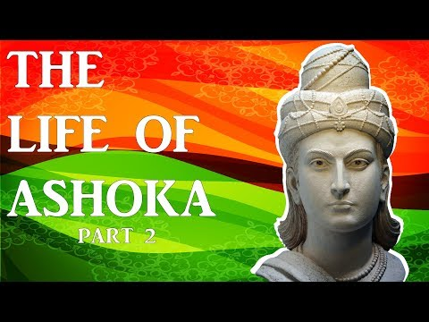 The Most Unique Ruler In History: Emperor Ashoka Documentary