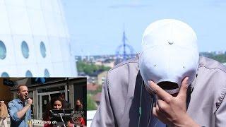 Frans reagerar på Karaoke på stan - ft Frans (If I Were Sorry)