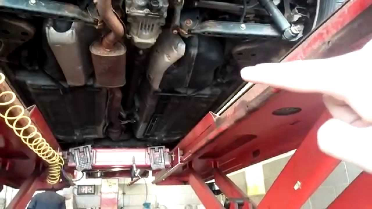 Nissan Rear Camber Amp Toe Adjustment