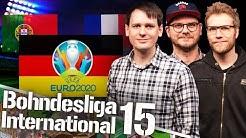 Hammergruppe für Deutschland bei der EM 2020 | Bohndesliga International #15