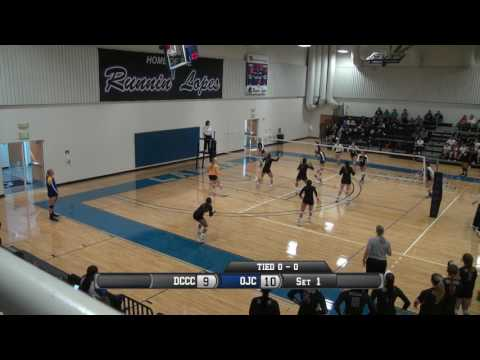 Otero Junior College vs. Dodge City Community College (Volleyball)