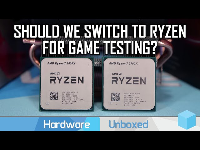 December Q&A [Part 3] Would Cheap Intel 10th-Gen CPUs Be Worth Buying vs Ryzen?