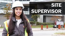 Job Talks - Site Supervisor - Julia Explains all the Different Options within the Construction Field