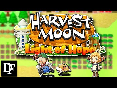 New Harvest Moon Is Here! First 30 Minutes Gameplay Review | It's BAD - Harvest Moon: Light Of Hope