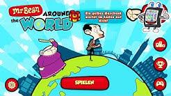 MR. BEAN Around the World App deutsch | OMA MACHT MICH PLATT - Hilfe | Spiel mit mir Games