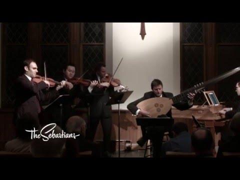 Boismortier: Sonata No. 6 In A Minor, Op. 34 - The Sebastians