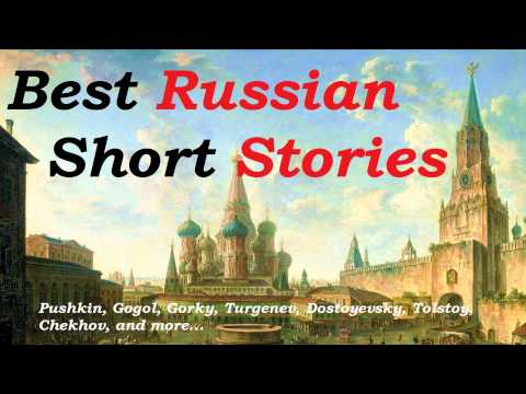Best Russian Short Stories - FULL AudioBook - Literature - R