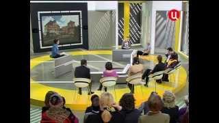 Гоген Солнцев выступает на ток-шоу