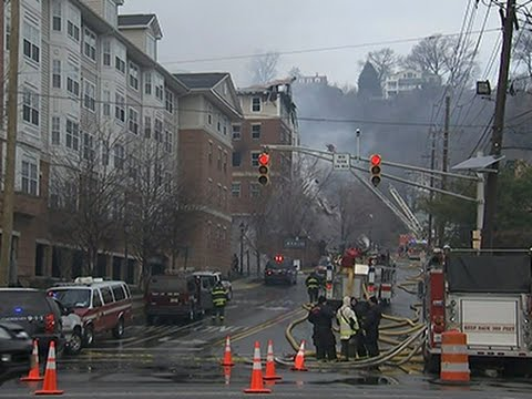 First Person: Hundreds Affected by NJ Apt. Fire