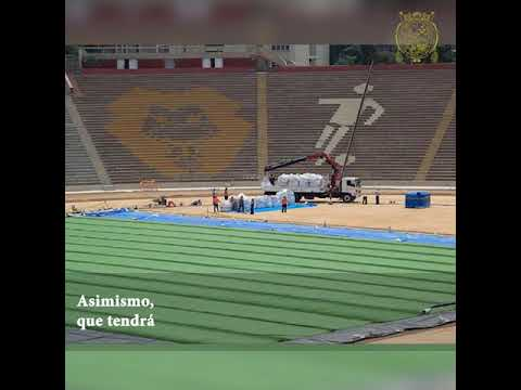 Tema: Remodelación del Estadio de la UNMSM en su última etapa