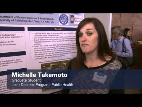 Public Health Research Day at UC San Diego