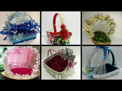 09d67f819 Indian Wedding Basket Decoration