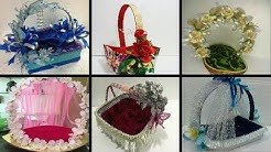 Indian Wedding Basket Decoration | Wedding Decoration Basket Ideas