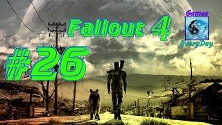 Fallout 4 26 Пайпер в Силовой Броне