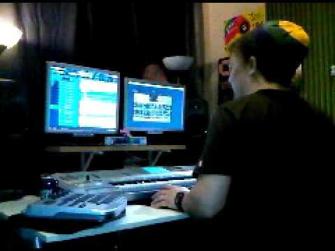 Studio Session, Helsinki, December 2010