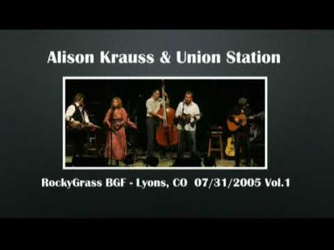 【CGUBA162】Alison Krauss & Union Station 07/31/2005 Vol.1