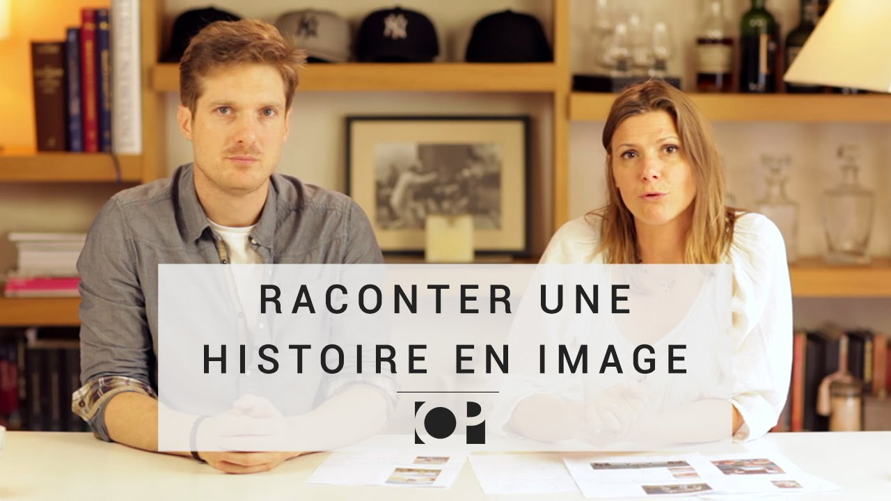 cours de photographie raconter une histoire en image youtube. Black Bedroom Furniture Sets. Home Design Ideas