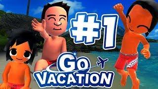 ABM: Go Vacation (Nintendo Switch) Gameplay Adventure Resorts !! Walkthrough # 1 HD